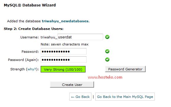 database mysql 3