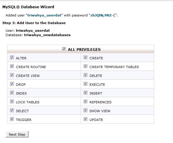 database mysql 4